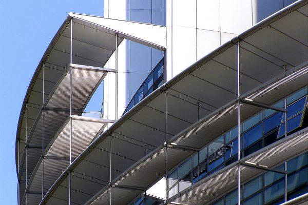 costruzione in alluminio