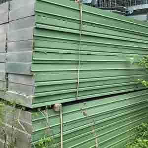 barriere acustiche _ mercato metalli