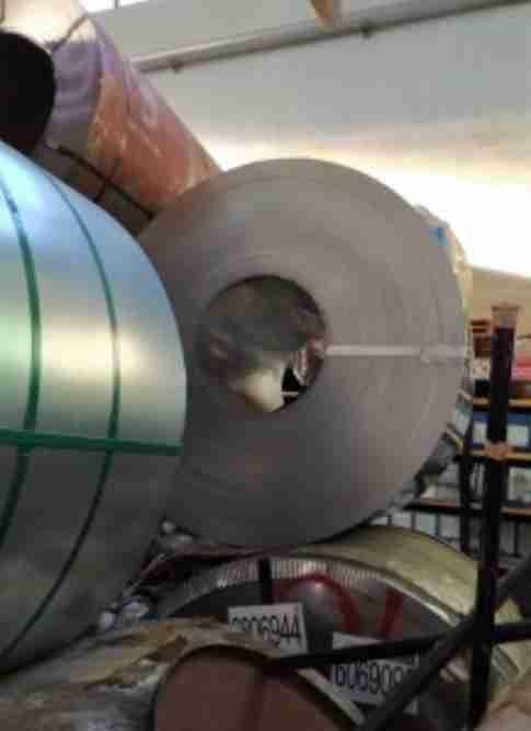 Coils AlluminioLega 8006 e 801180 ton circa disponibili